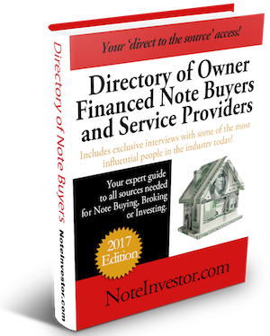 Note Buyer Directory 2017