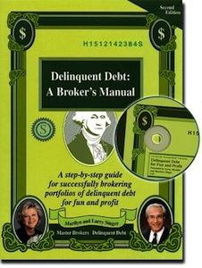 Delinquent Debt – How to Make Good Money With Bad Debt!