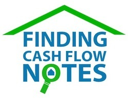 Finding Cash Flow Notes Logo
