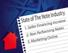State of Real Estate Note Industry