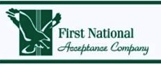 First National Acceptance Logo