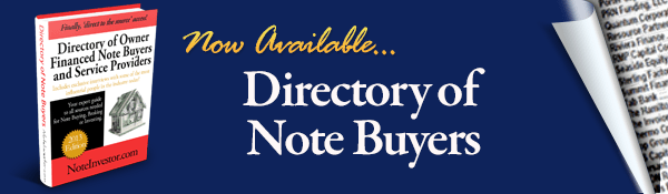 Get Direct With The Note Buyers Directory