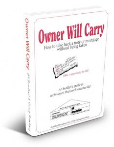 Owner Will Carry