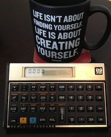 Best Financial Calculator HP12C