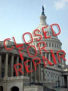 Government Shutdown Note Buying