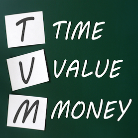 calculating early payoff on partial note purchases using tvalue