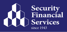 Security Financial business note logo
