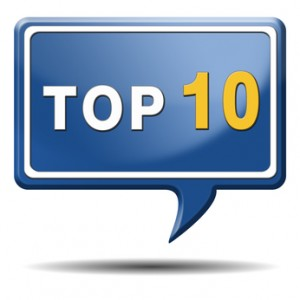 top 10 note business marketing