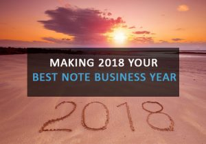 Best Note Business Year 2018