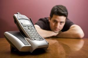 note marketing phone ring