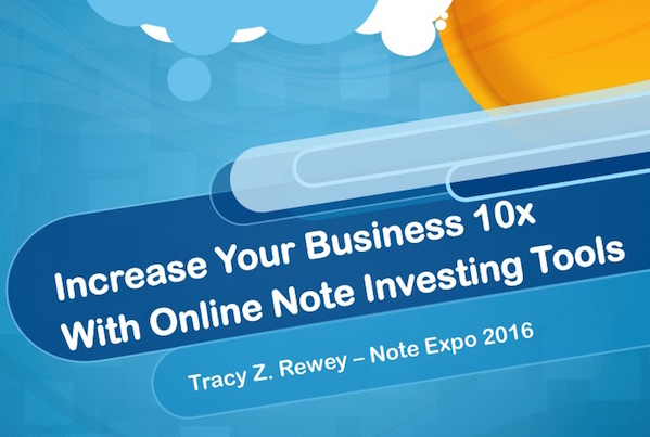 online note investing tools