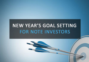 New Year's Goal Setting for Note Investors