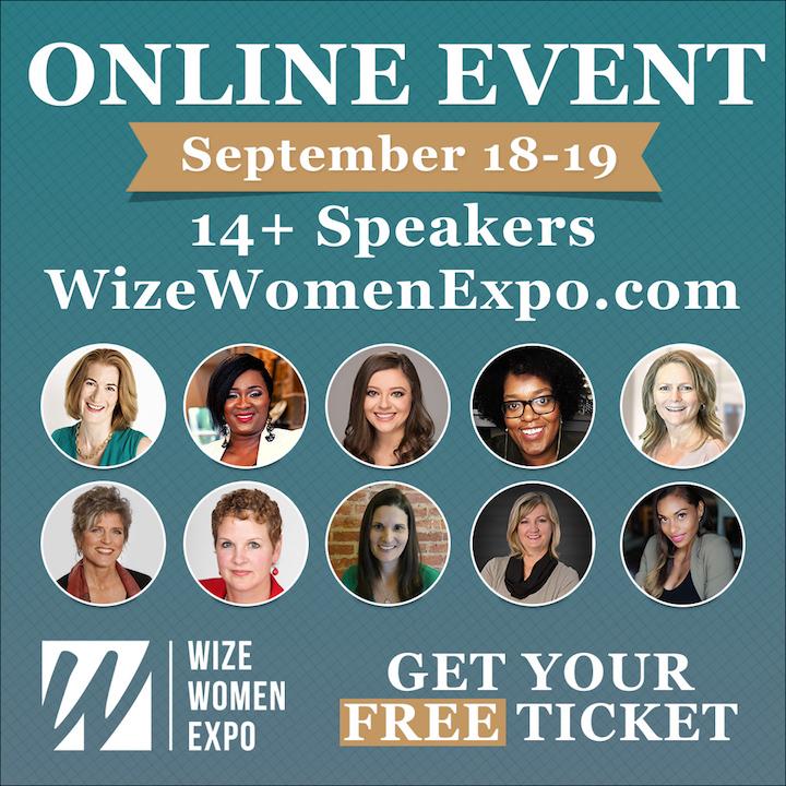 Wize Women Expo Invite