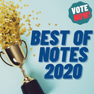 Vote Best of Note Investing Awards 2020